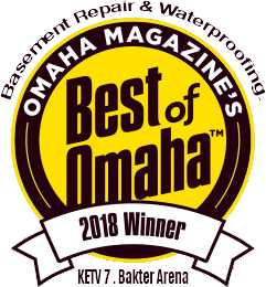 Quality Foundation Repair - Best In Omaha 2018 Logo Large