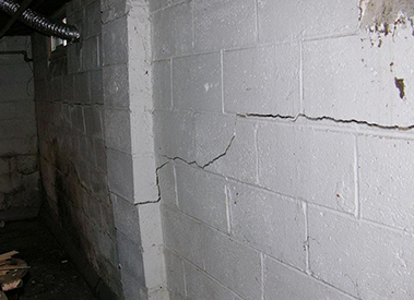 Quality Foundation Repair - Bowing Wall